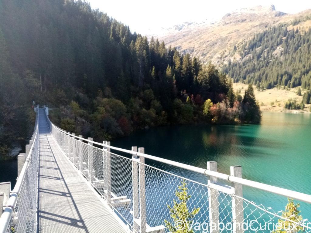 Passerelle du Lac Saint Guérin
